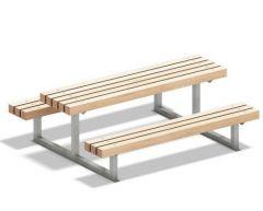 Benkebord sittegruppa Gabi