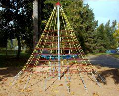 Klatrepyramide Cheops Mini 3,6 m