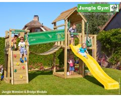 Jungle Mansion m/sklie og Bridge Module