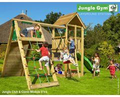 Jungle Club m/sklie og Climb Module X'tra