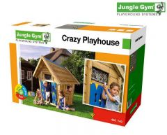 Jungle Crazy Playhouse KIT SETT
