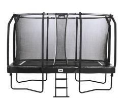 SALTA First Class trampoline 370/210 med sikkerhetsnett og stige