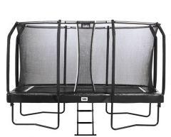 SALTA First Class trampoline 430/240 med sikkerhetsnett og stige