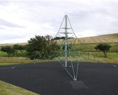 Firkantet 3D klatrepyramide 5,0 m Active 5000