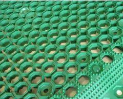 Gressarmeringsmatter-Ringmatter-Fallunderlag til 3 m (grønt)