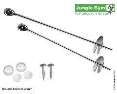 Jungle Jordankere, 2 stk.