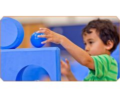 Imagination Playground Blue FunBall sett