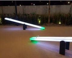 Interaktiv vippehuske med lys Firefly