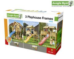Jungle Playhouse Frame KIT SETT