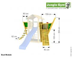 Jungle Boat module KIT SETT