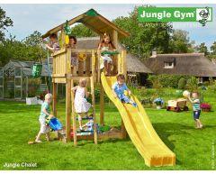 Jungle Chalet lekestativ m/sklie