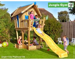 Jungle Crazy Playhouse CXL lekehus