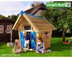 Jungle lekehus Crazy Playhouse