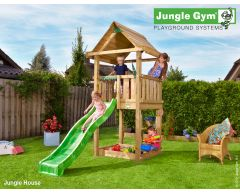 Jungle House lekestativ m/sklie