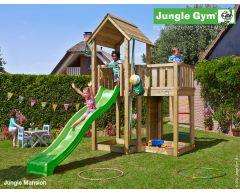 Jungle Mansion lekestativ m/sklie