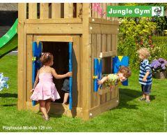 Jungle Playhouse module, høyde 125 cm