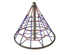 Roterende klatrepyramide Cone Climber 1,8 m