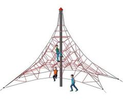 3D Klatrepyramide 6,2 m Spider 6-4