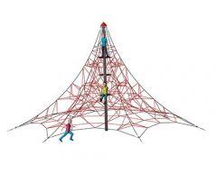 3D Klatrepyramide 6,0 m Spider 6-6
