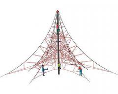 3D Klatrepyramide 8,3 m Spider 8-6