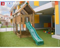 Hy-Land lekestativ Project P4
