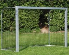 Mini fotballmål med nett 0,8 x 1,2 m