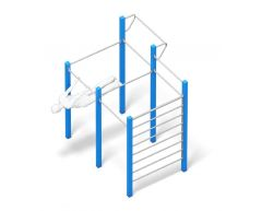 4FCIRCLE® Calisthenics-Stasjon-mini
