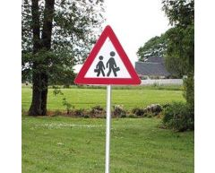 Trafikkskilt - Barn