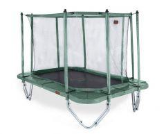 Trampoline PRO-Line 5,2x3,1m med nett og stige