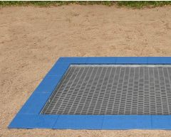 Mellomstor trampoline C3 (2,0x2,0)