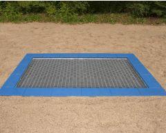 Liten trampoline A1 (1,5x1,5)